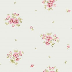 LILY ROSE MOTIF PLACE VERT